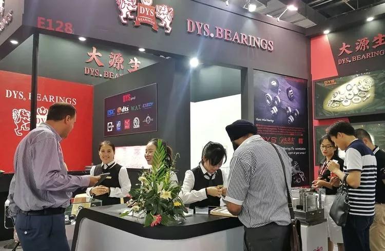 BEARINGS Shanghai 2018 (8)